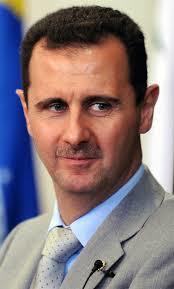 Pesident of Syria