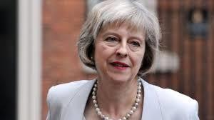 Theresa May 12Ju16